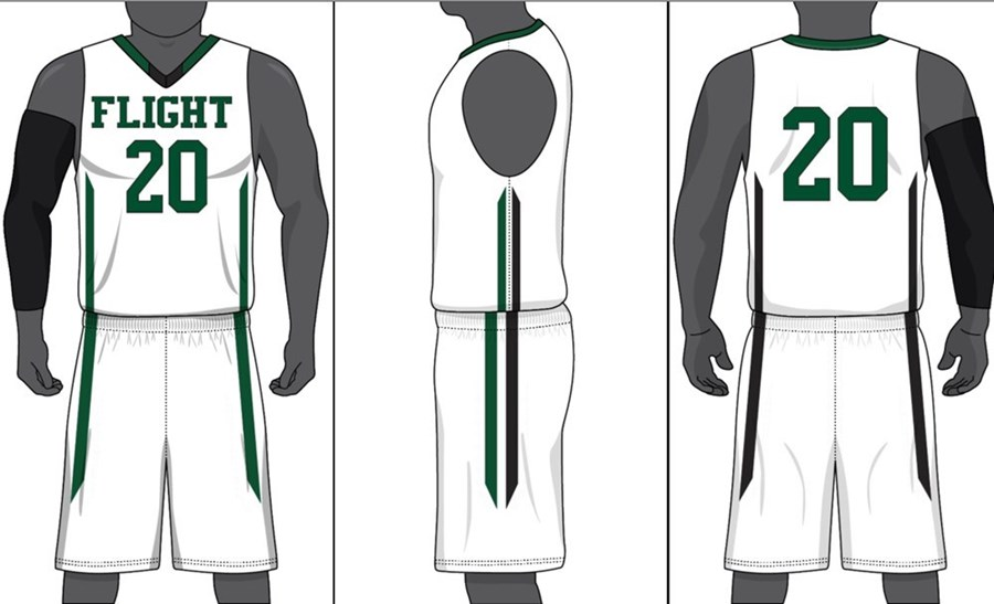 Sponsorship for New Varsity Boys Uniform Home--Jersey AND shorts